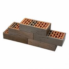 Кирпич керамический облицовочный BRAER Браер кладка Limited 1НФ М150-175